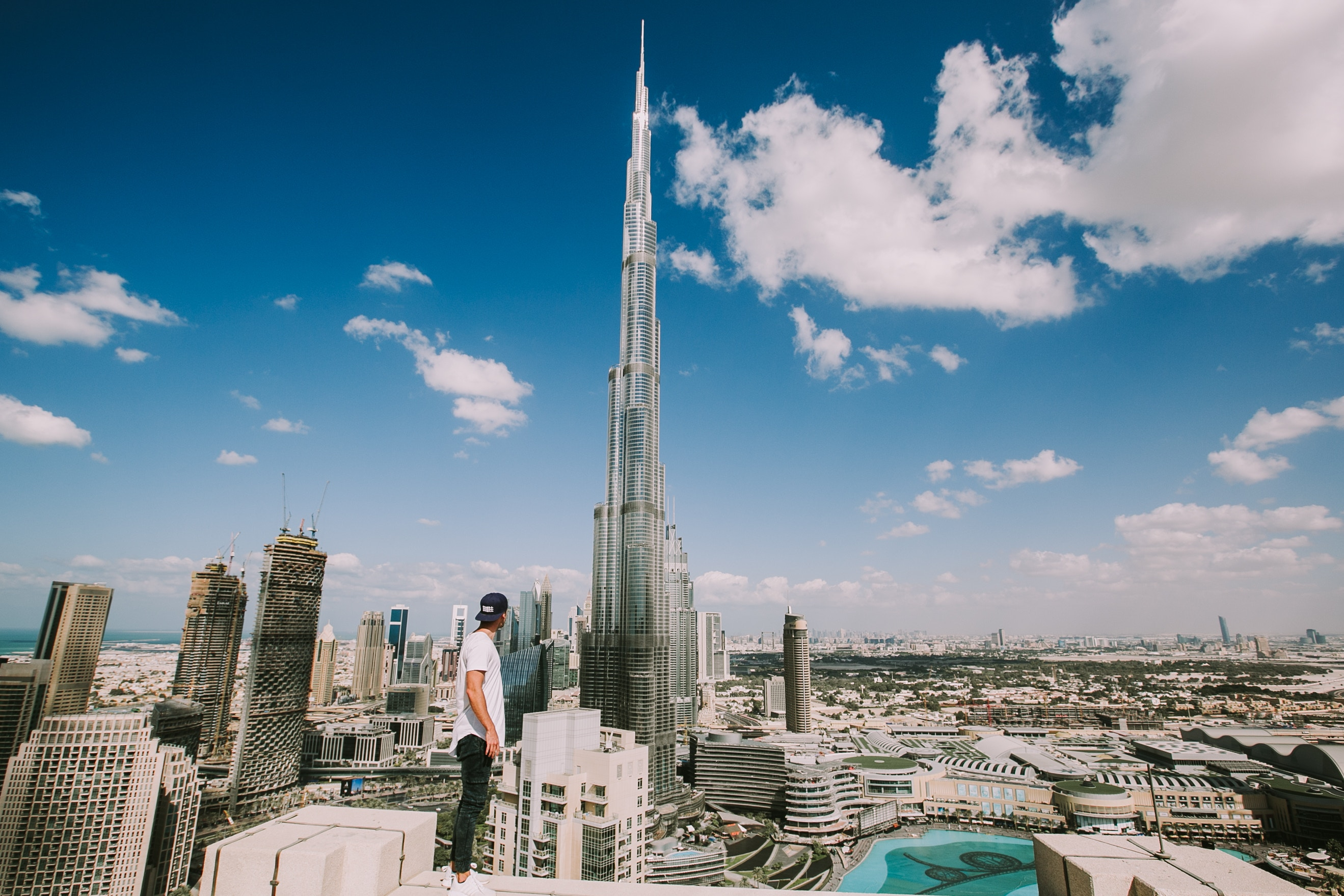 Dubai City Tour- Burj Khalifa- Explore Old And Modern Dubai - Travel Fube